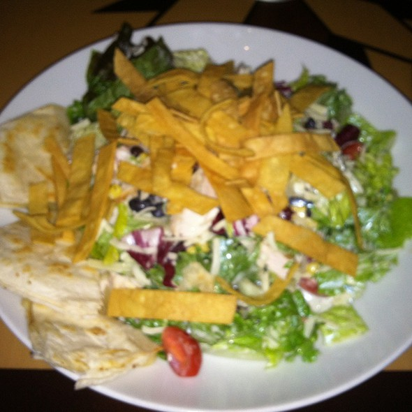 Chipotle Southwest Chicken Salad @ Denver Marriott City Center