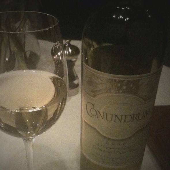 Conundrum White Wine @ Masselows