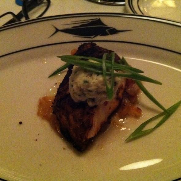 Mahi Mahi - Oceanaire Seafood Room - Denver, Denver, CO