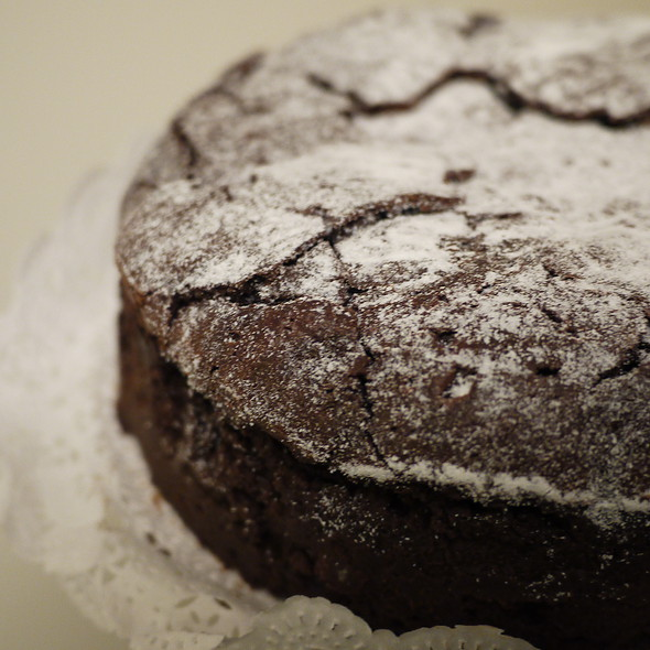 Whole Foods Market - Pasadena - flourless chocolate cake ...