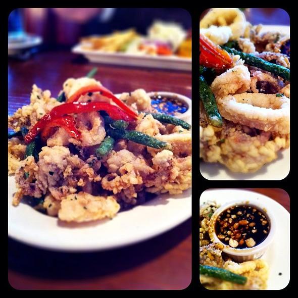 Kung Pao Fried Calamari - Mitchell's Fish Market - Birmingham, Birmingham, MI