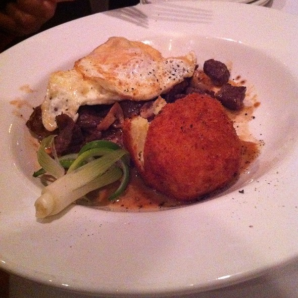 Steak and Eggs - Hy's Steak House - Ottawa, Ottawa, ON