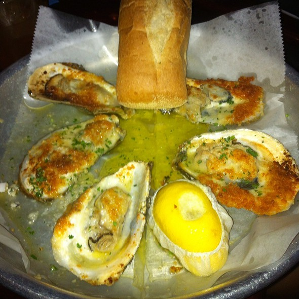 Charbroiled Oysters - Acadiana, Washington, DC