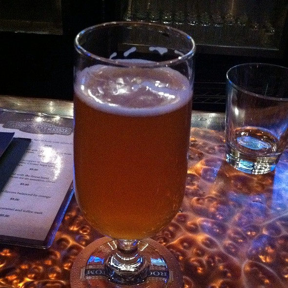 Trouble Tripel @ Rock Bottom Restaurant & Brewery