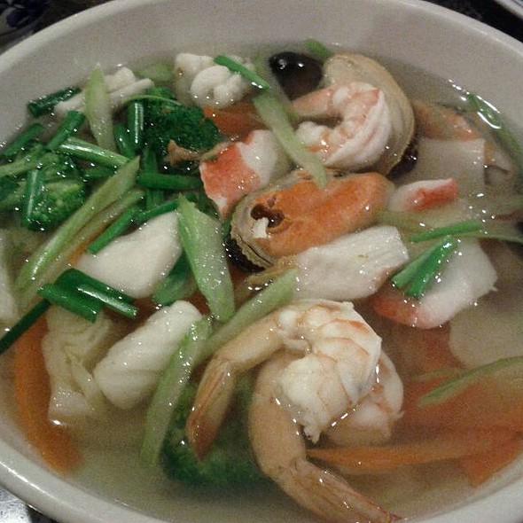 Mi Hu Tieu  @ Vietnam cafe The