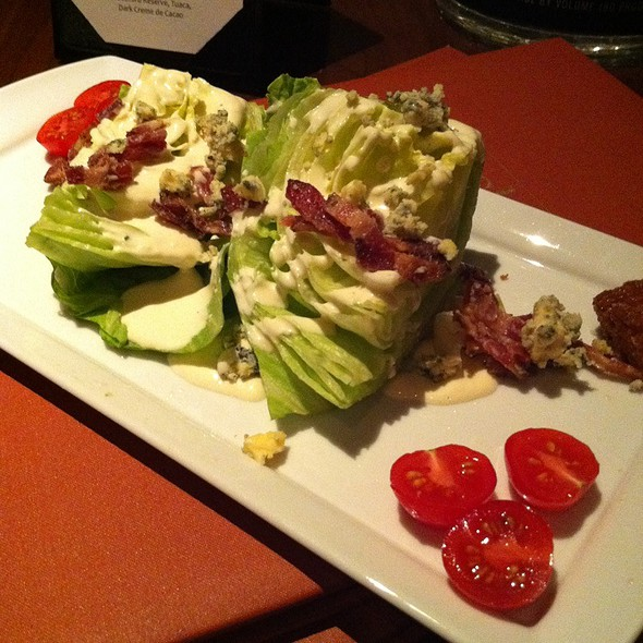 Baby Wedge Salad - Equus and Jack's Lounge, Louisville, KY