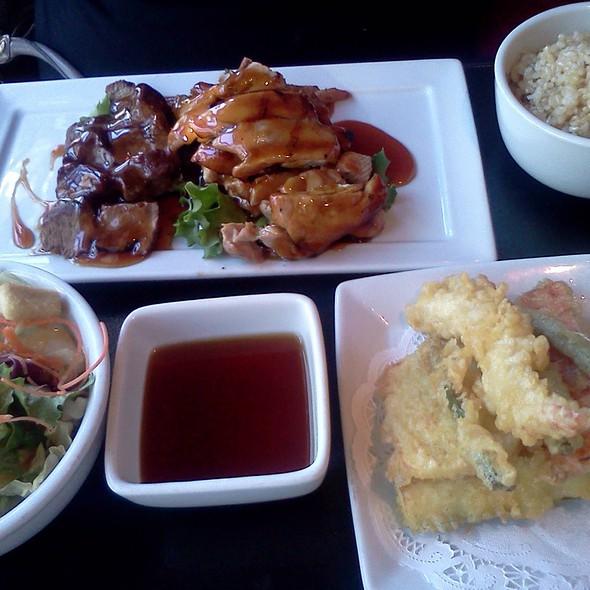 Samurai Deluxe @ kabuki japanese restaurant
