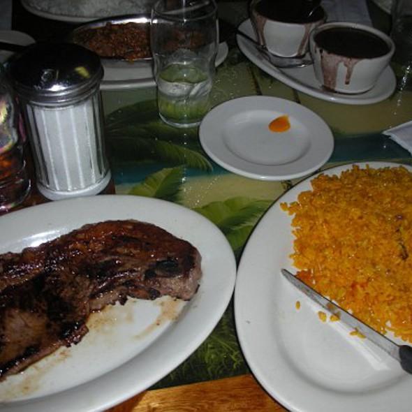 Ribeye Steak @ Puerto Sagua