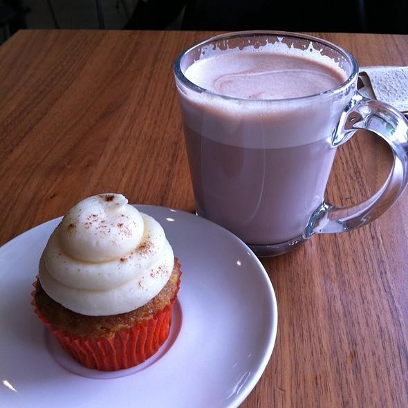 Nutella Hot Chocolate @ OCF Coffee House