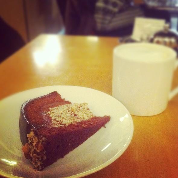 Chocolate Hazelnut Zuccotto @ Sweet Obsession Cakes & Pastries Ltd