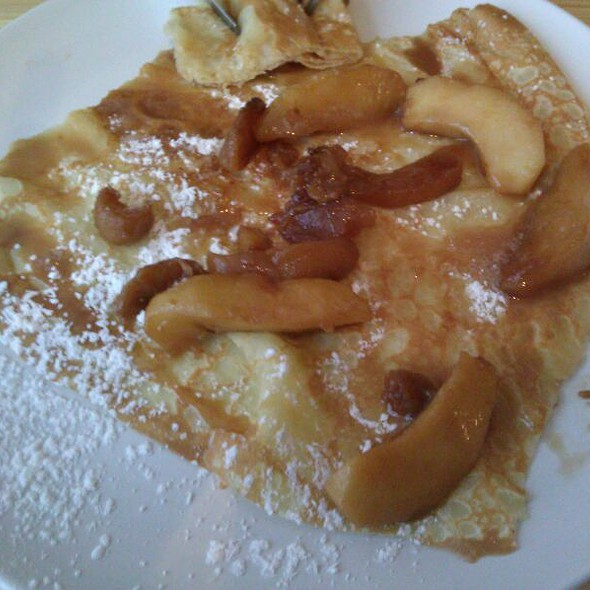 Forbiden Fruit Crepe @ Galette 88