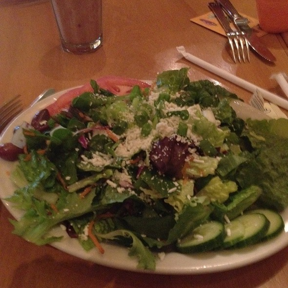Aladdin's Salad @ Aladdins Eatery - Crocker Park