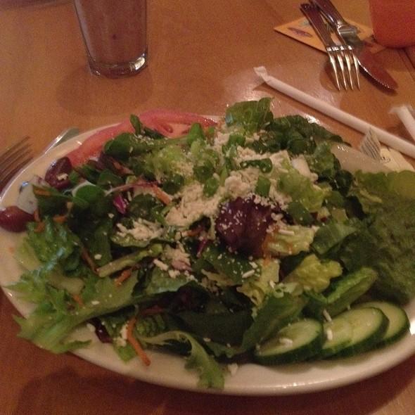 Aladdin's Salad