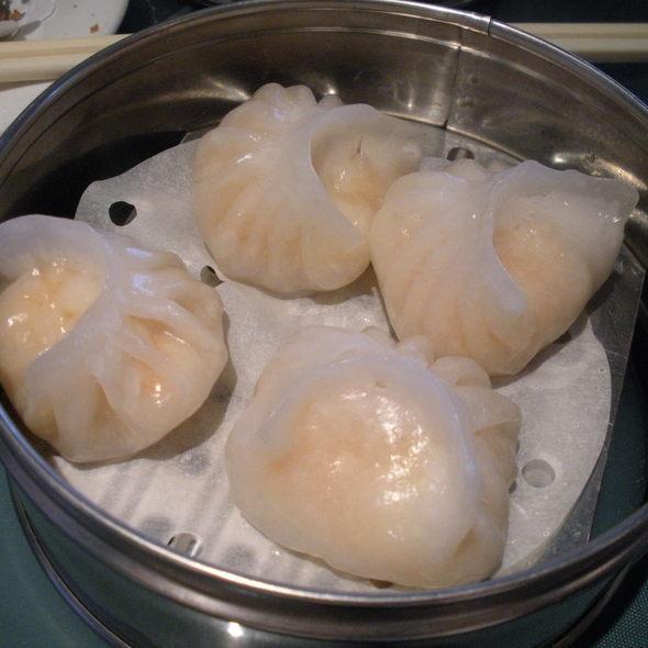 Har Gow @ Zen Chinese Cuisine
