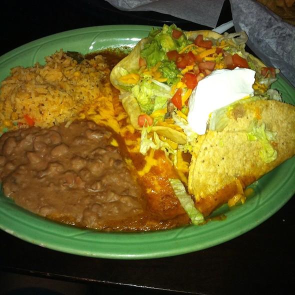 Matambre Plate @ Domingo's