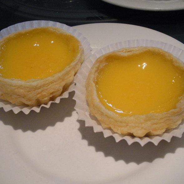 Egg Custard Tarts @ Zen Chinese Cuisine