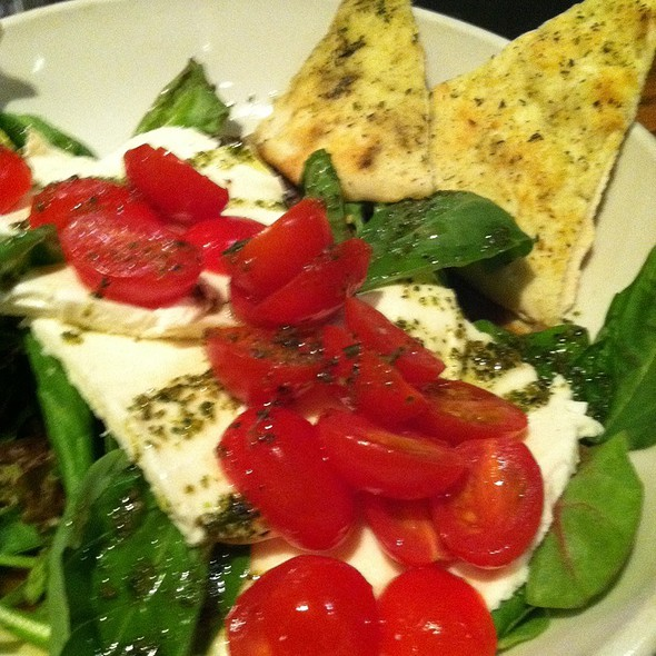 Caprese Salad @ Via Baci