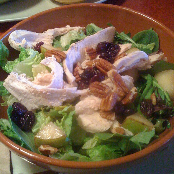 Turkey Harvest Salad @ Panera Bread
