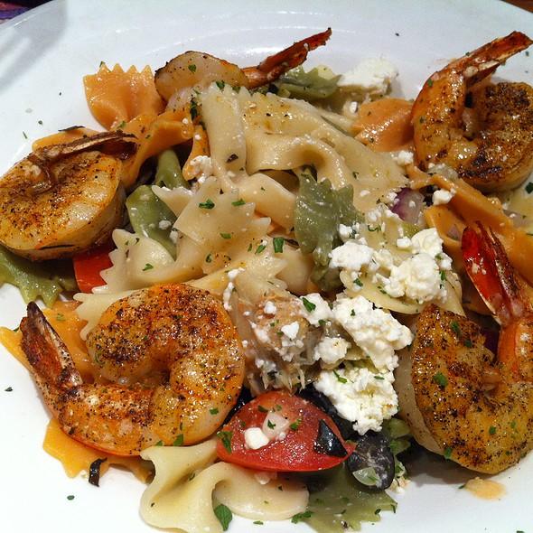 Mediterranean pasta @ Fish City Grill