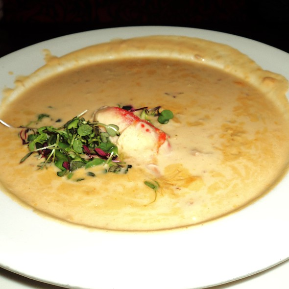 Carolina She-Crab Bisque @ Meehans Public House