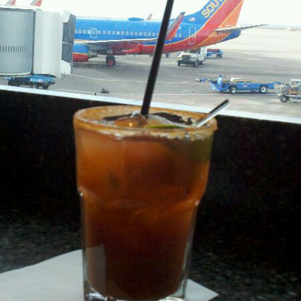 Spicy Bloody Mary @ Timberland Denver Int