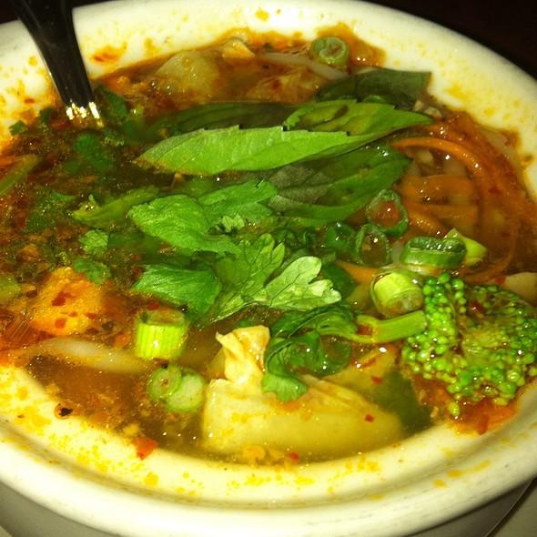 Woon Sen Soup @ Taste of Thai