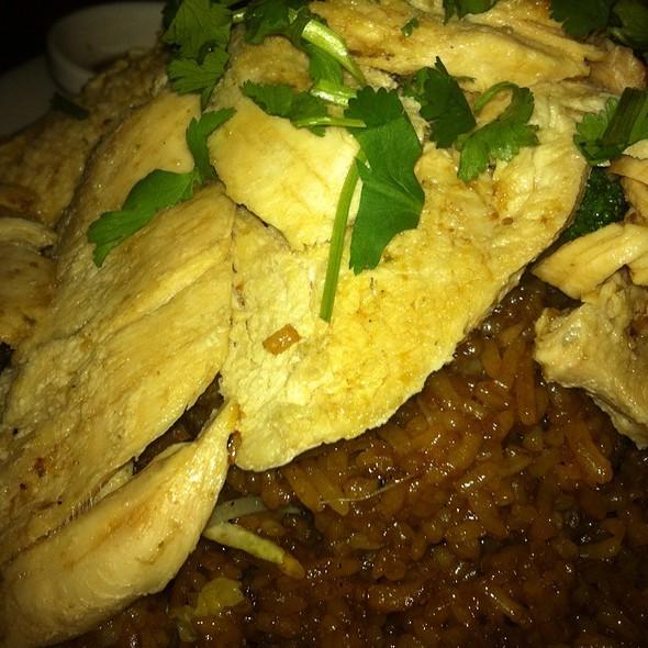 Khao Mun Gai @ Taste of Thai