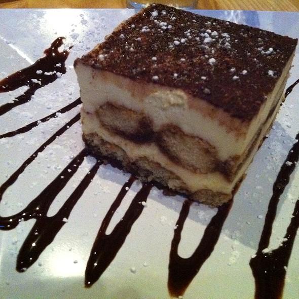 Tiramisu @ Campisi's Restaurant