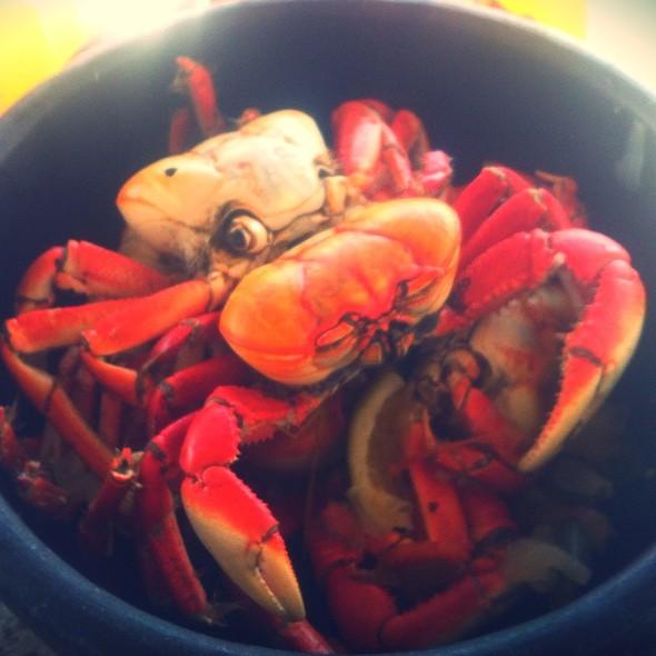 Carangueijo!! @ Praia Do Mutá, Coroa Vermelha, Ba