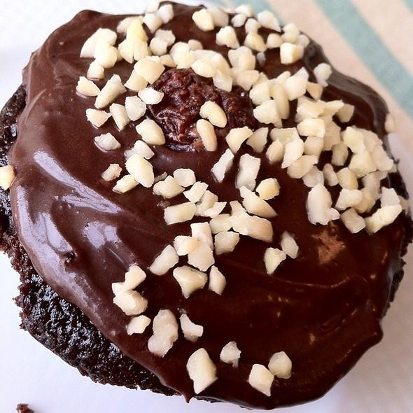 Vegan Chocolate Cupcake @ Quay Coop Restaurant