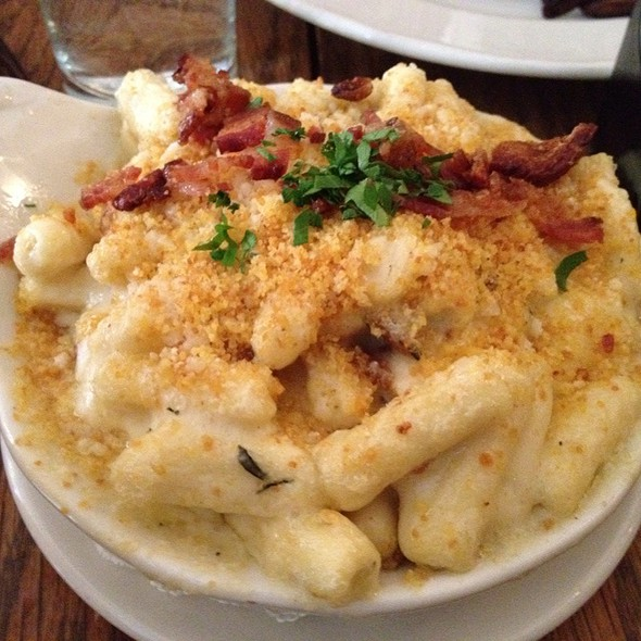 Bacon Mac 'n Cheese @ Tipsy Parson