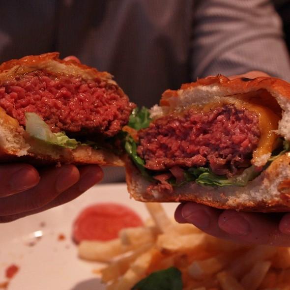 Burger @ Nopa