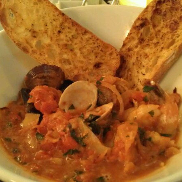 Fishermans Stew @ Kouzzina by Cat Cora