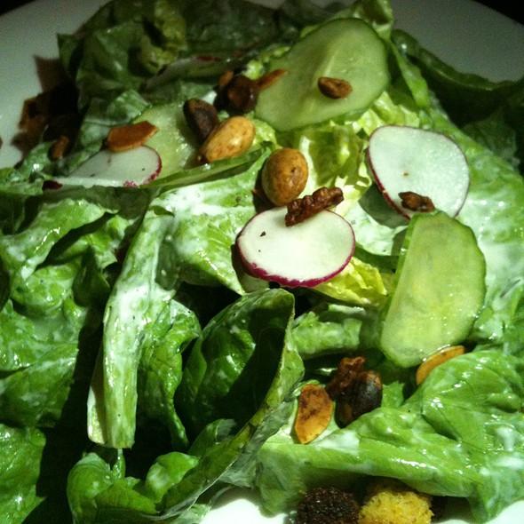 Bibb Lettuce Salad @ Monarch Restaurant