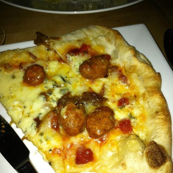 Spicy Sausage Pizza @ Magnone's Italian