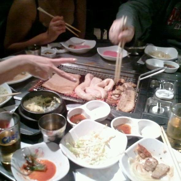 how to clean pork intestine