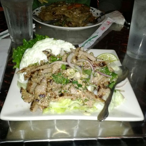 Waterfall Pork @ Thai Boom