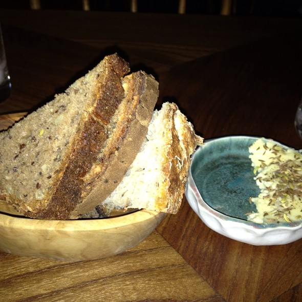 Housemade Bread And Butter  - Isa, Brooklyn, NY