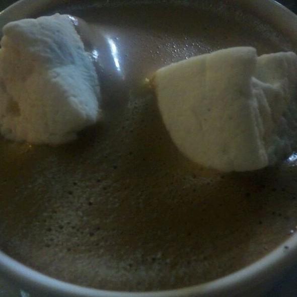 Lavender Sea Salted Carmel Drinking Chocolate @ Eclipse Chocolat