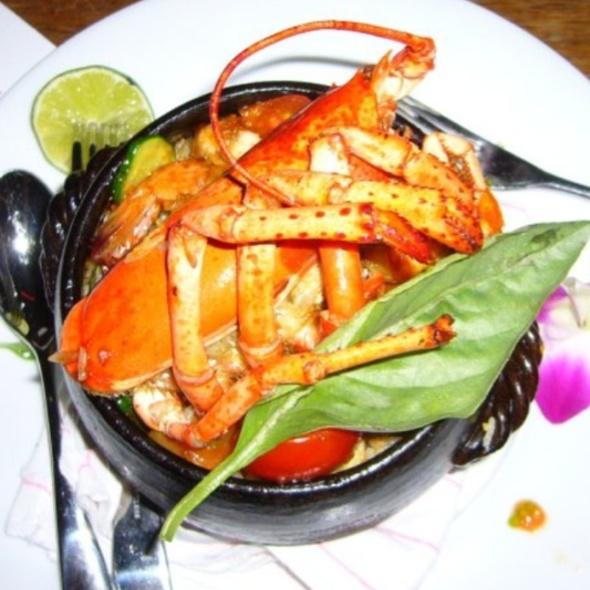 Lobster Fried Rice @ Sashi Sushi