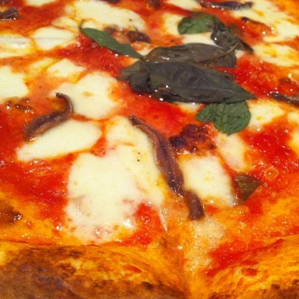 Pizza @ Luzzo's Restaurant