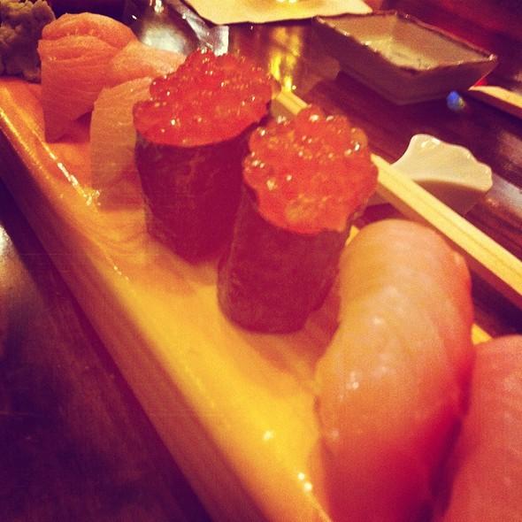Nigiri Sushi @ Yuzen