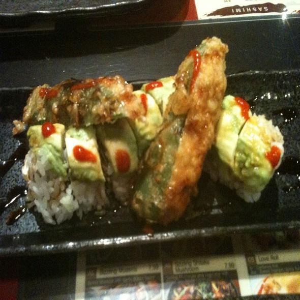 Jalapeno Bomb @ Fushion Sushi