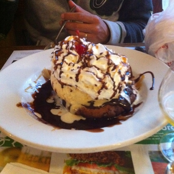 Choclate Cookie Sundae @ Hackney's