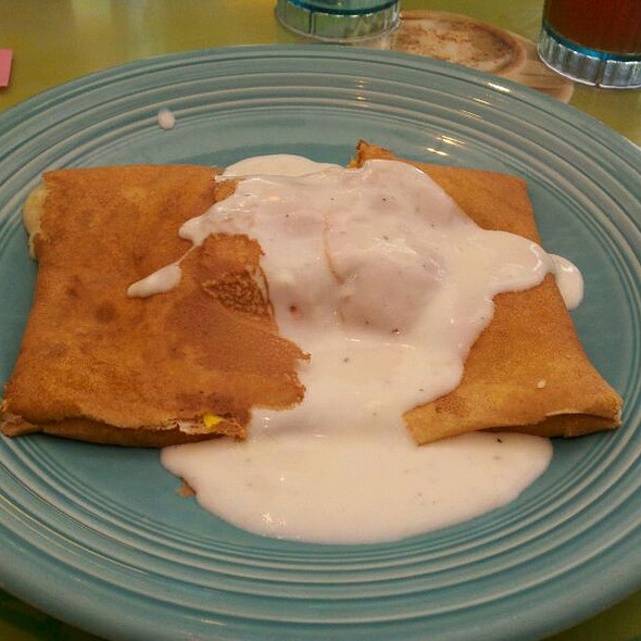 Crepes : La Super - Banana Cafe, Key West, FL
