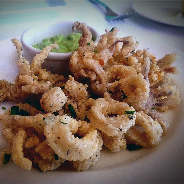 Fried Calamari @ Lilette
