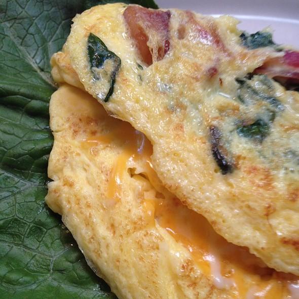 Omelette @ C P Shuckers