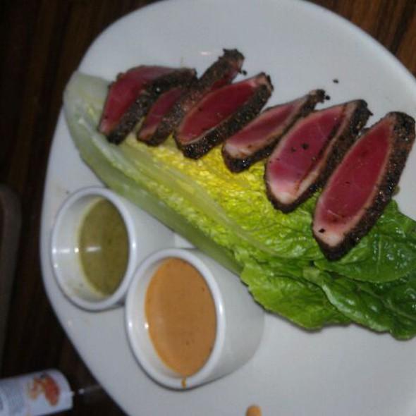 Ahi tuna @ Outback Steakhouse