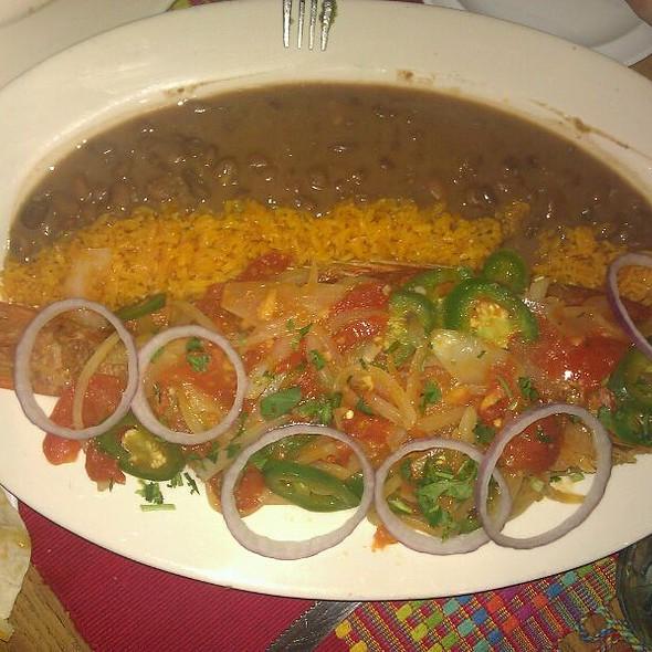 Red Snapper Ala Marinera - La Frontera Mexican Grill, Hackensack, NJ