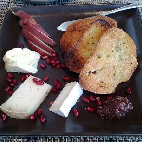 Cheese Plate @ Osteria Stellina